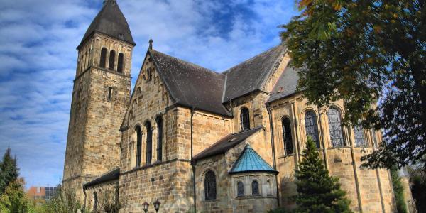 St. Johannes Baptista Kirche Coesfeld-Lette