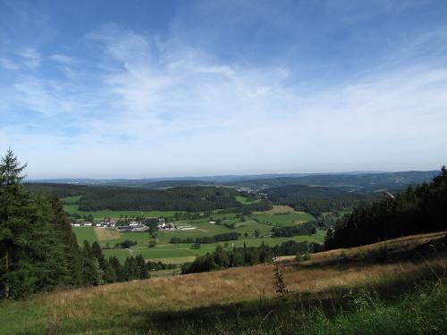 Sauerland-Höhenflug: Von der Nordhelle nach Roscheid
