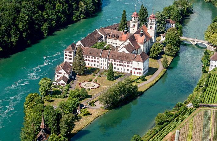 Rundtour Hohentengen - Kloster Rheinau
