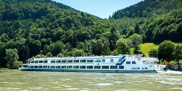 Donauschifffahrt im Oberen Donautal
