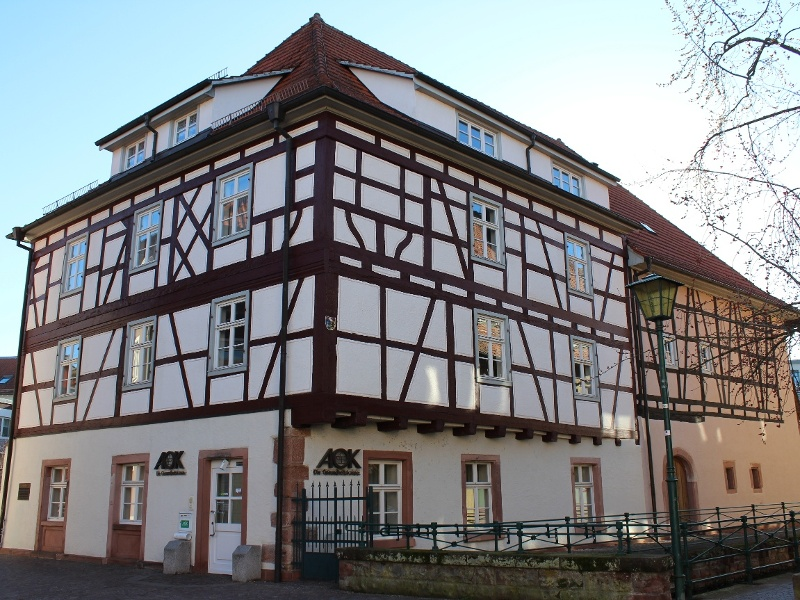 Historischer Stadtbummel in Oberkirch