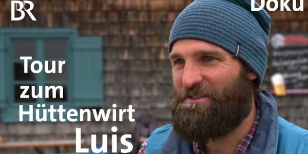 Besuch bei Hüttenwirt Luis: Von Oberammergau zu den Brunnenkopfhäusern | Bergauf-Bergab | BR