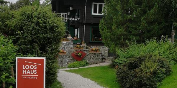 Looshaus  August 2019  Payerbach