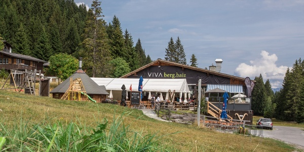 VIVA berg.baiz Brambrüesch im Sommer
