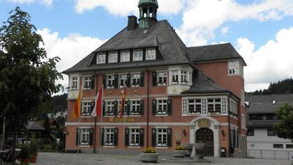 Lenzkirch, Rathaus