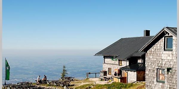 Zeppezauerhaus am Untersberg