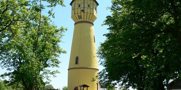 Wasserturm in Kirchberg