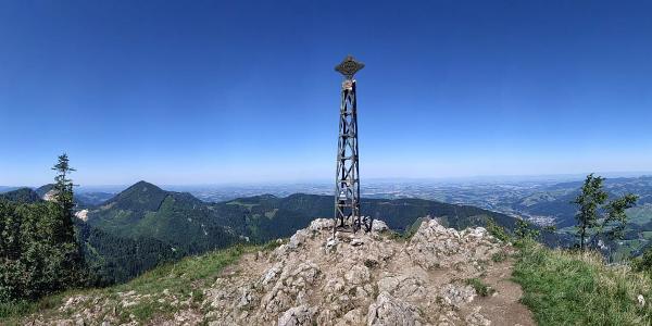 Gipfel des Schoberstein