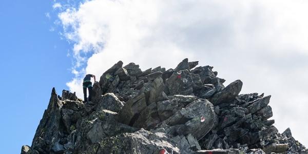 Rinnenspitze 3000 m