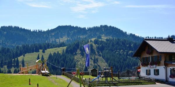 Hochbühl mountain inn