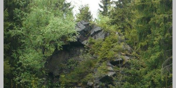 Rinnelstein bei Grünbach