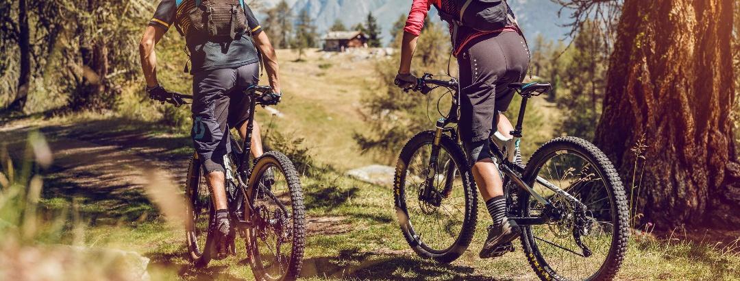 Mountainbike, Moosalp