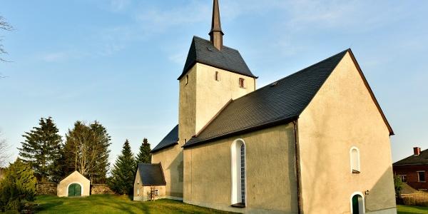 Wehrkirche Thierbach