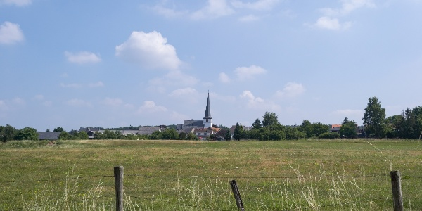 Blick auf Dollendorf