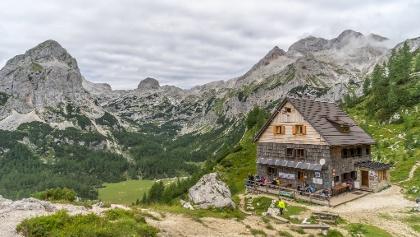 Vodnikov Dom Hut