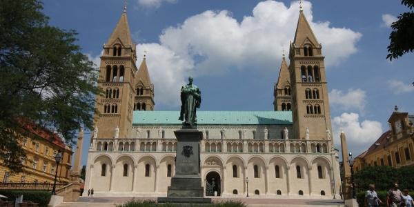 Bazilika Sv. Petra a Sv. Pavla v Pécsi