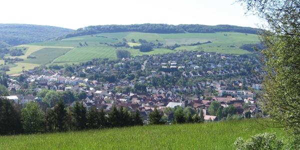 Rockenhausen in der Nordpfalz
