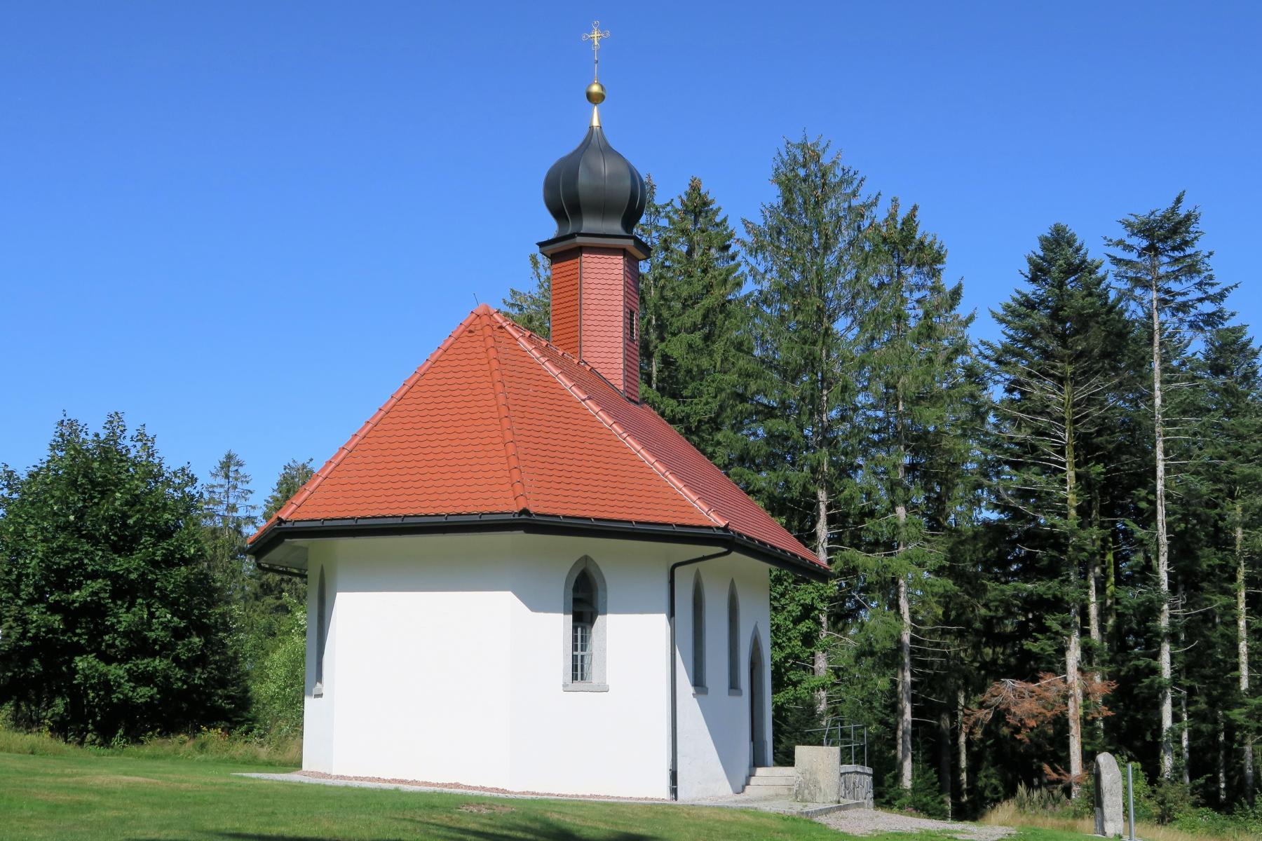 Ödlandkapelle.