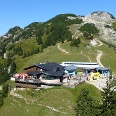 Füssener Jöchle Bahn Bergstation