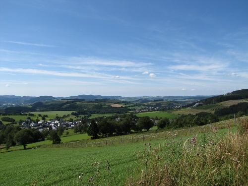 Sauerland-Höhenflug: Von Bad Fredeburg nach Altastenberg