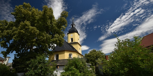 Kirche Merkendorf