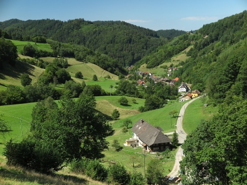 Silberpfad Münstertal