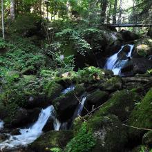 Höllbach Wasserfall