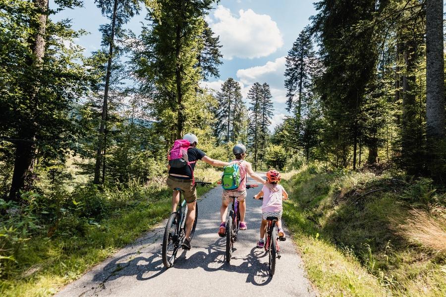 Tour de Murg von Baiersbronn nach Rastatt