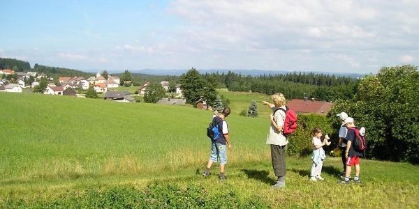 Foto: Archiv Gemeinde Bärnkopf