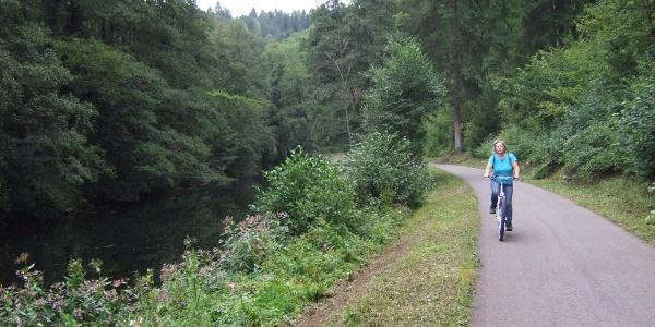 Nagoldtal-Radweg