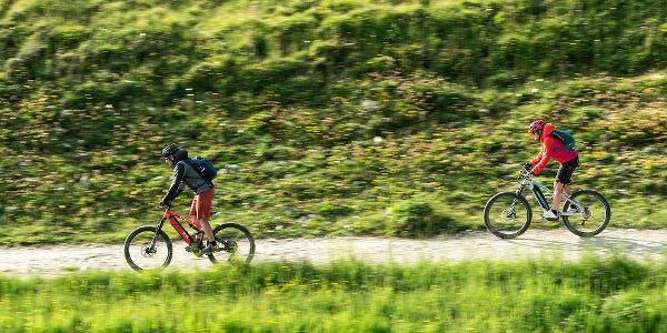 Mit dem E-Bike durchs Voralpenland