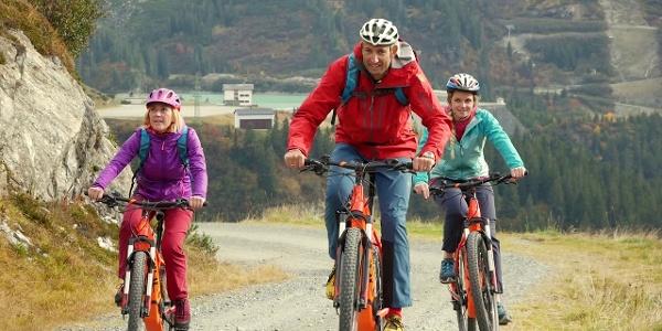 E-Biketour zur Heilbronner Hütte im Montafon | Vorarlberg