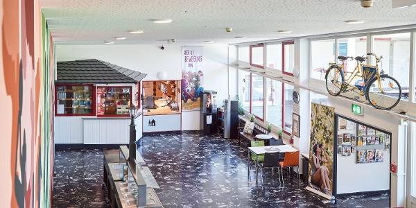 Eingangshalle Jugendherberge Bad Driburg