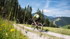 MTB Passo Furcia-Tour