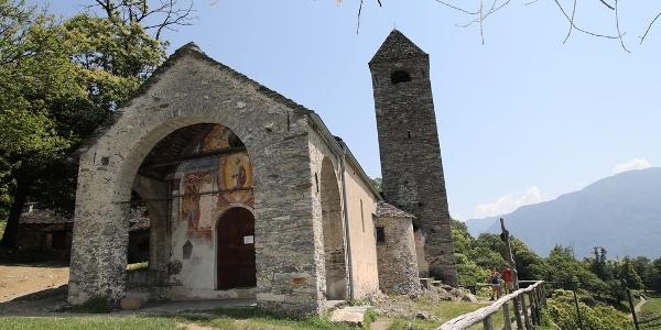 The St. Bernardo Church