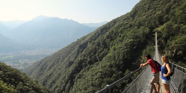 The Tibetan Bridge Carasc