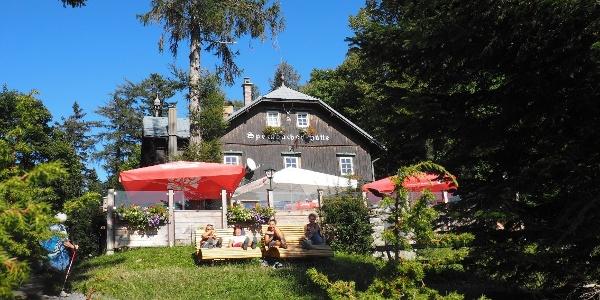 Speckbacherhütte 1094m