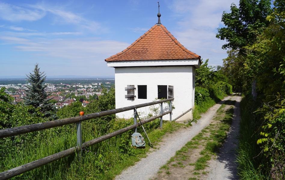 "Qualitätsweg ""Stadt, Wald, Fluss"""