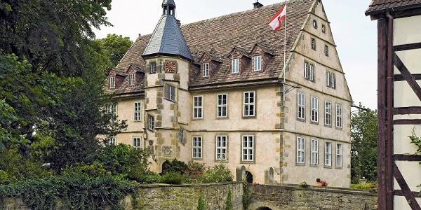 Schloss von Hammerstein, Apelern