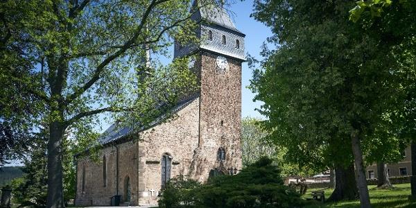 Pfarrkirche St. Veit in Wünschendorf