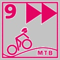 MTB 9 Konditions-Tour