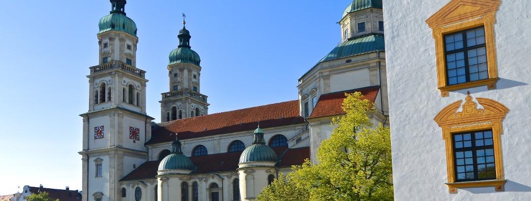 St. Lorenz Basilika in Kempten