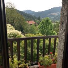 View from Hotel Akerrtta