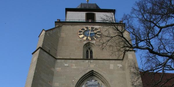 Stiftskirchenturm, Balustrade Glockenmuseum
