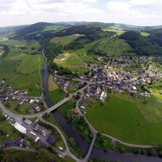 Luftaufnahme Beddelhausen