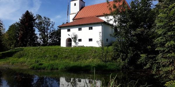 Kirche in Steinbrünning