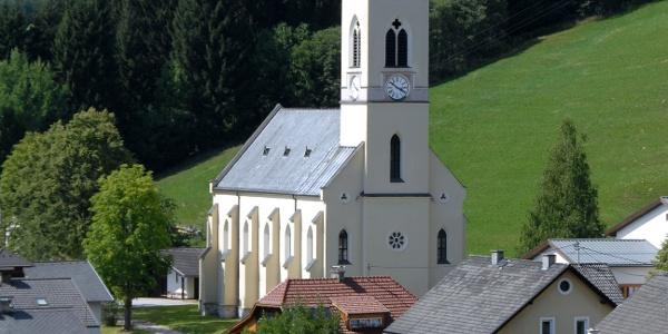 Evangelische Kirche Arriach