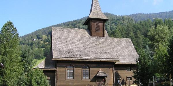 Evangelische Kirche Bad Kleinkirchheim