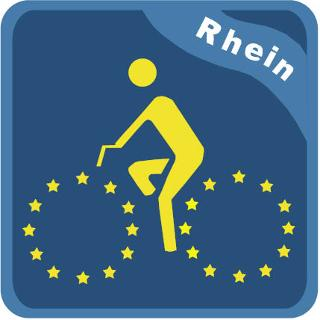 Logo Rheinradweg