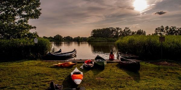 Dippelsdorfer Teich Bad Sonnenland